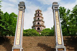 Full day sightseeing in Hue with Royal Dinner