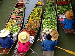Mekong Delta Cruise to visit Cai Be Market 2 Days 1 Night