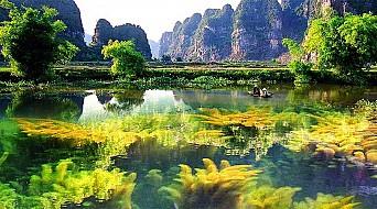 Hoa Lu Tam Coc Tour full day