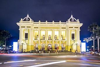 Hanoi-Halong Bay Cruise Stay Overnight at Halong City 4Days/3Nights