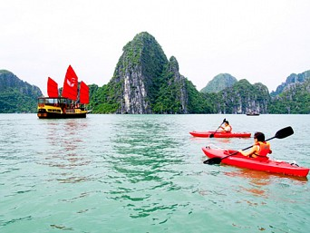 Hanoi Sapa Halong Bay Kayaking 8Days/7Nights