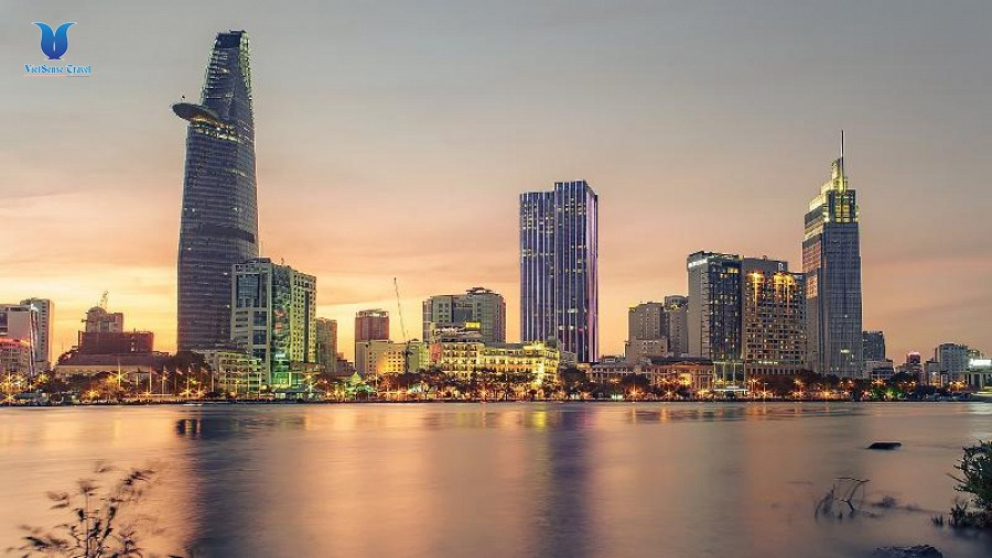 Ho Chi Minh City and Cu Chi Tunnels Tour full day